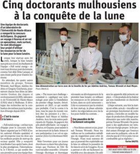 Doctorant Mulhousien